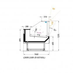Grazia LDGR-25